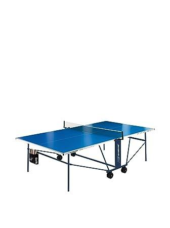 Enebe Mesa Ping Pong Serie 7.2 Limited Exterior, Compacta Azul ...