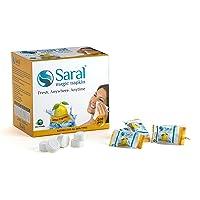 Saral Magic Napkin Tablet Napkin - 25 Pieces - Lemon