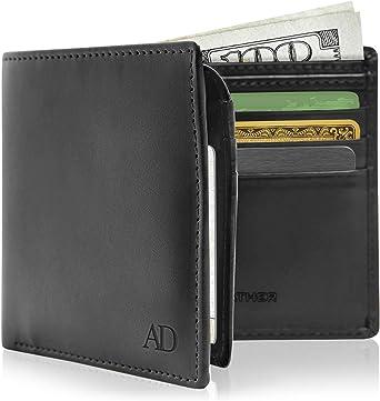 Big Bill Fuller Bi-Fold Wallet Nixon Black