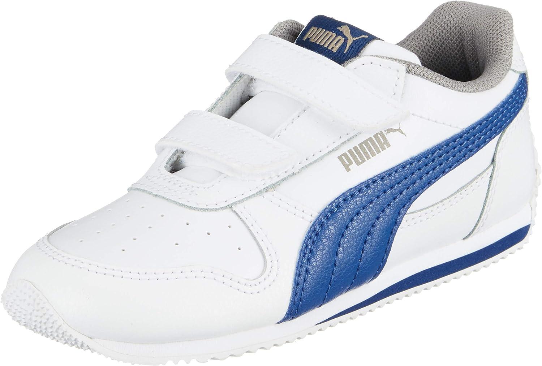 Puma Fieldsprint L V, Chaussures Premiers pas bébé garçon