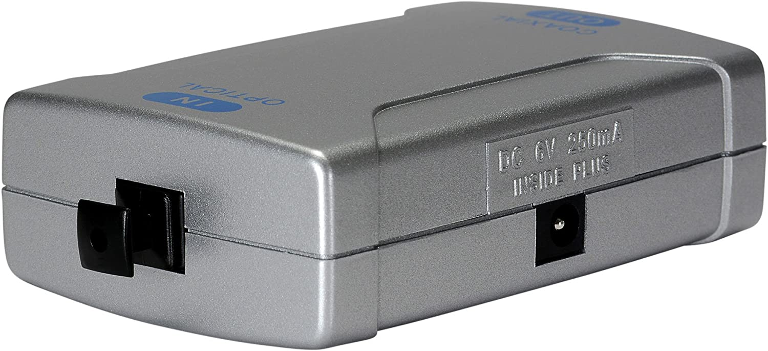 PARTS EXPRESS Toslink Optical to Digital Coaxial Converter