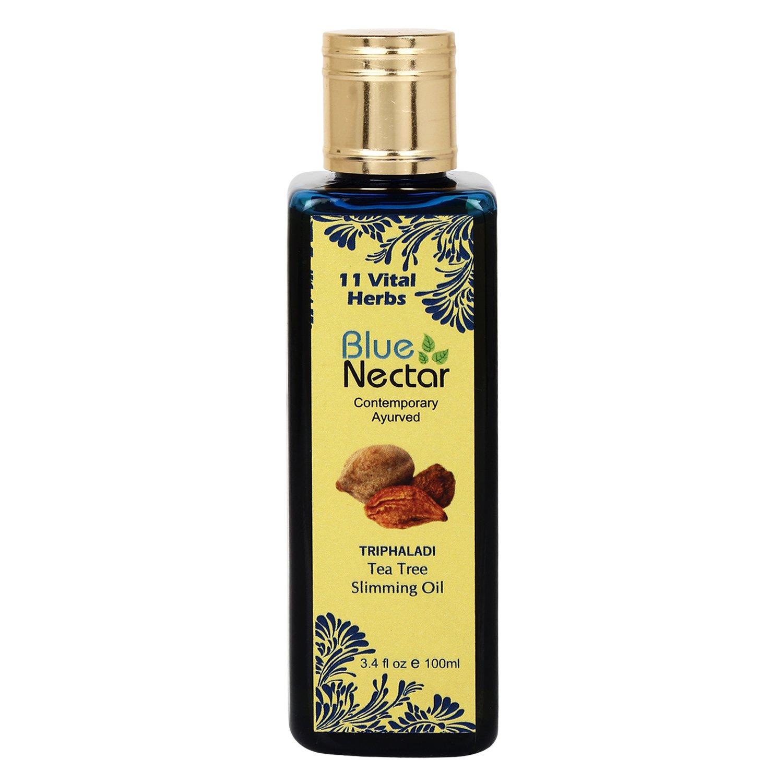 Blue Nectar Ayurvedic Anti Cellulite Oil & Slimming Oil 100Ml product image
