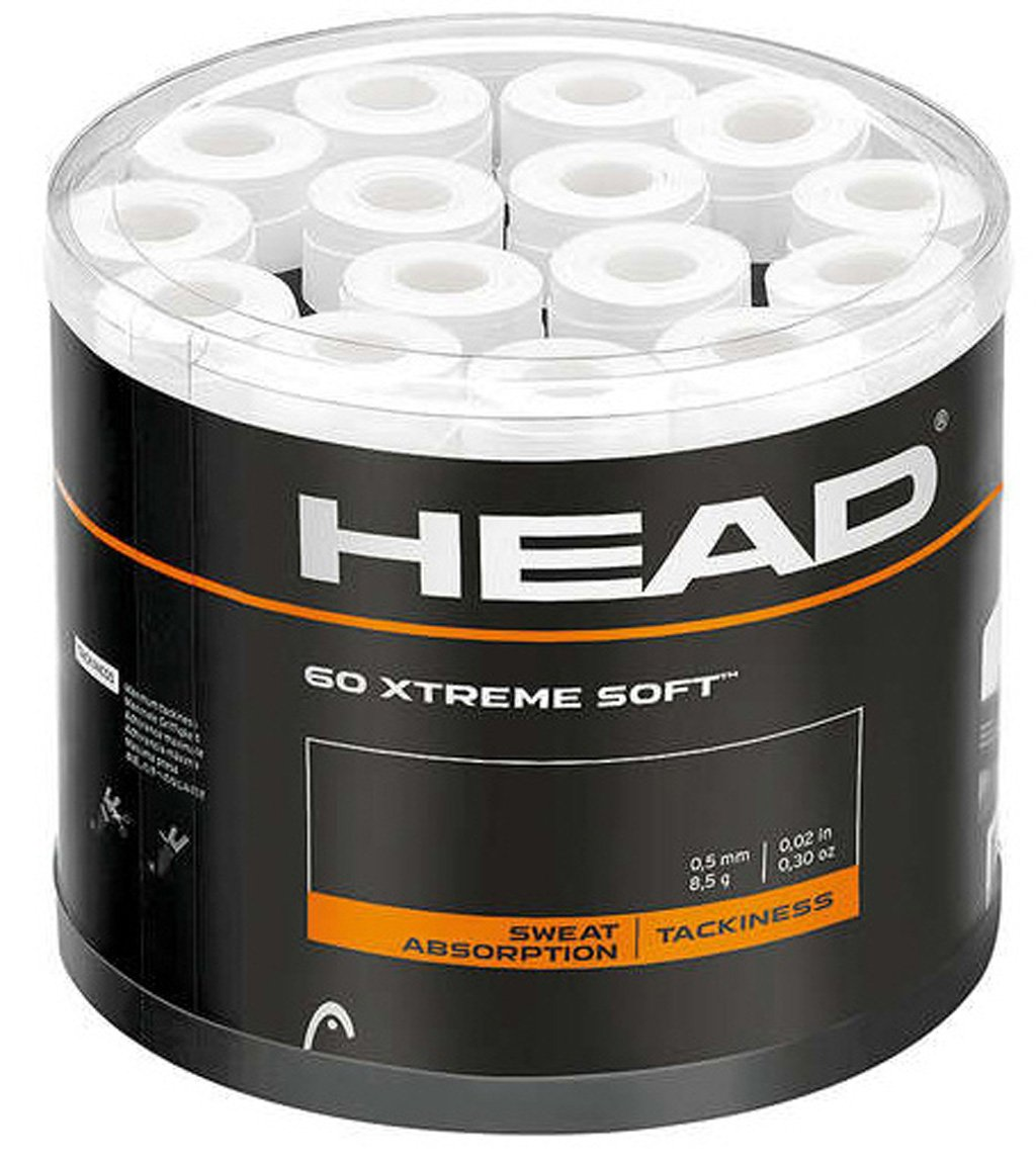 60 Head Xtreme Soft Overgips bianco 285425