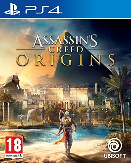 Buy Assassin S Creed Origins Ps4 Online At Low Prices In India Ubi Soft Video Games Amazon In