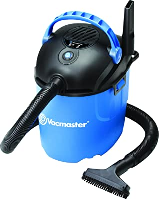 Vacmaster, VP205, 2.5 Gallon 2 Peak HP Portable Wet/Dry Shop Vacuum