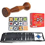 Outtybrave Jungle Speed Game Cards Jungle Card Game for Party Famaily Funny Game