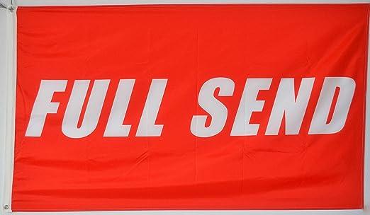 No Half Sends Nelk Boys Flag 3x5ft Banner US Shipper