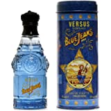 Blue Jeans by Gianni Versace for Men Eau De Toilette Spray 75 mL