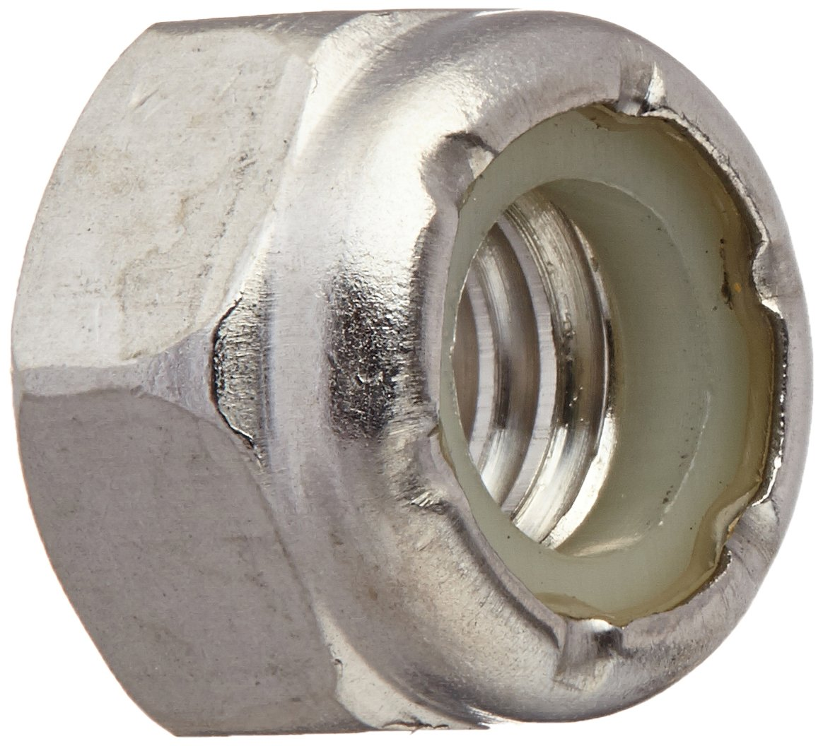 HILLMAN FASTENER 829722 5/16-18 SS NYLN Lock NUT The Hillman Group