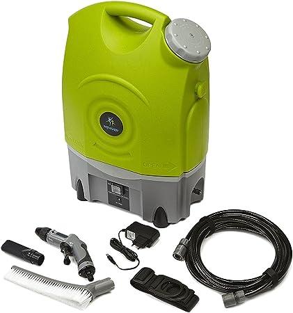 Aqua2go Gd70 Mobile Reiniger Grün 17 Liter Auto