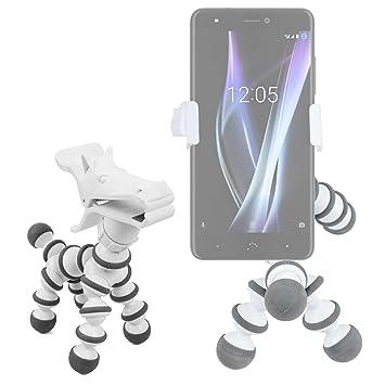 DURAGADGET Soporte/Pinza para Smartphone BQ Aquaris X | X Pro ...