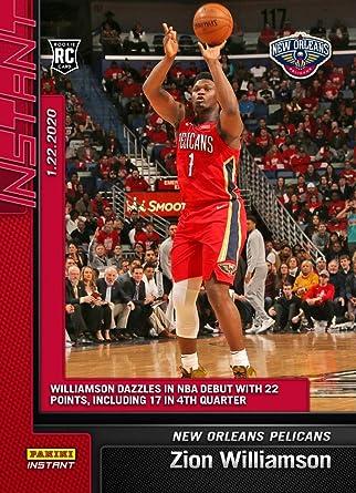 Zion Williamson Basketball Card Price