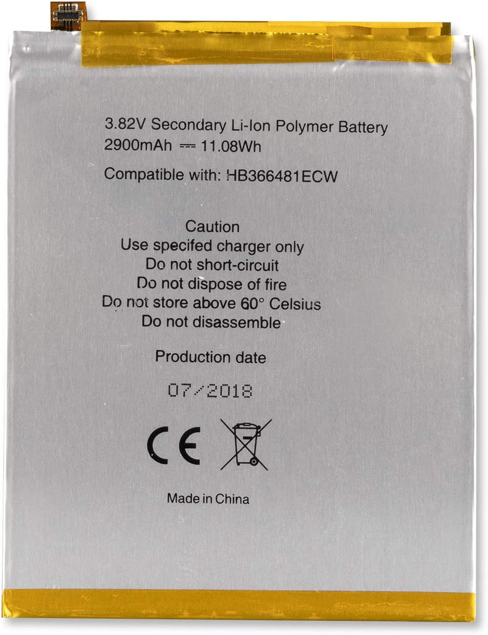 FIX4smarts Battery for Apple iPhone 6 Plus