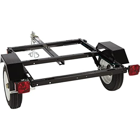 Amazon ironton utility trailer kit with 40in x 48in bed amazon ironton utility trailer kit with 40in x 48in bed 1060 lb capacity automotive solutioingenieria Gallery