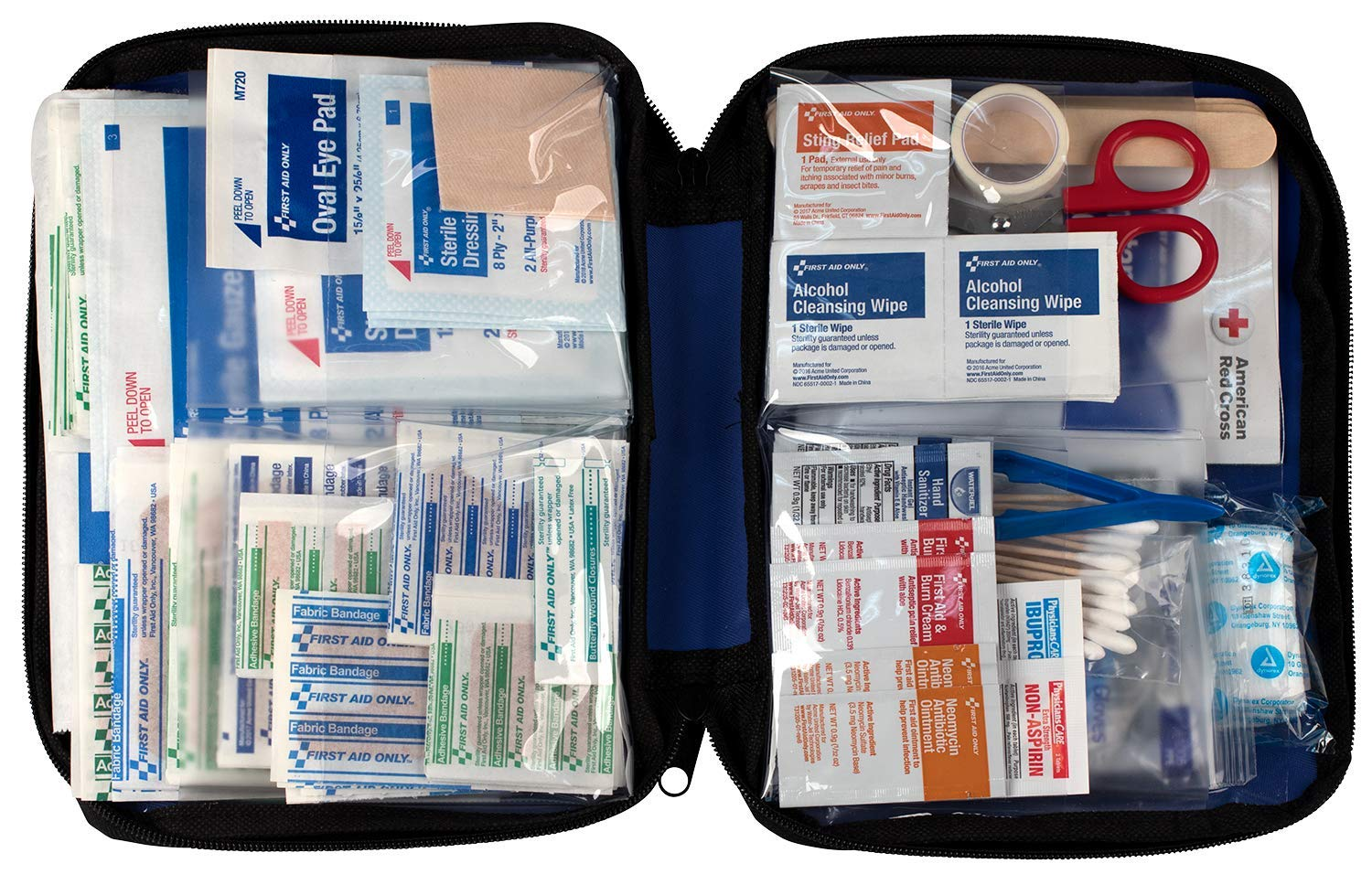 Xpress First Aid 300 Piece All-Purpose First Aid Kit by Xpress First Aid