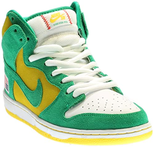 b8ef087633cb7 Nike x Anonymous x Unheardof Men SB Dunk High - Oakland Athletics