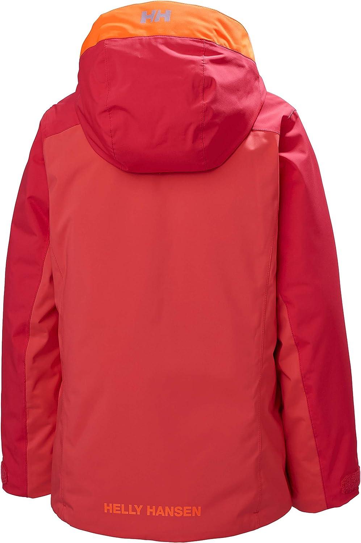 213 Cayenne Size 16 Helly-Hansen Juniors Snowangel Waterproof Ski Jacket