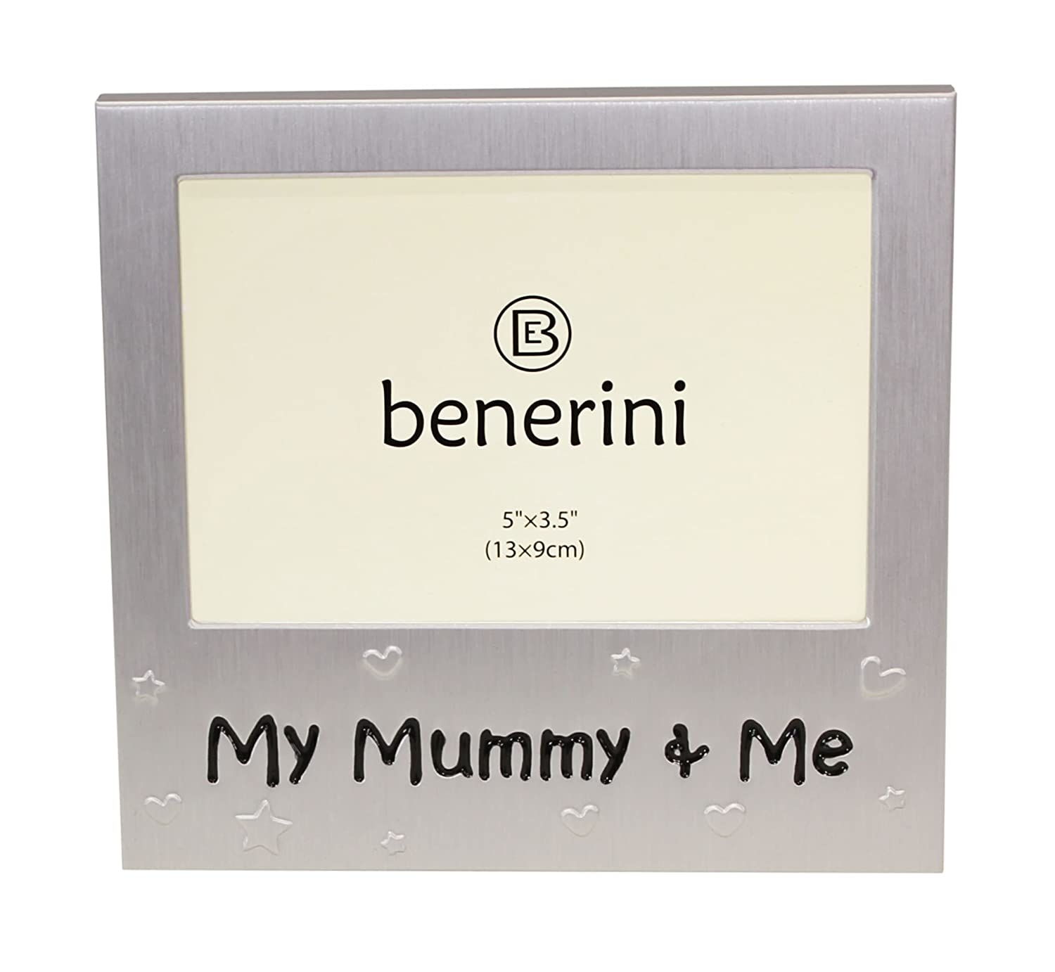 benerini \' My Mummy & Me \' - Photo Picture Frame Gift - 5 x 3.5 ...