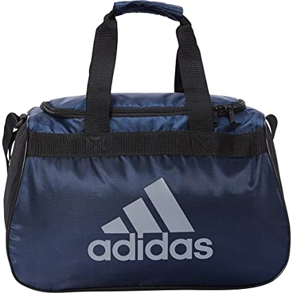 a84a956e40 adidas Limited Edition Diablo Small Duffel Gym Bag in Bold Colors - (Col.  Navy/Black/Grey): Amazon.ca: Home & Kitchen