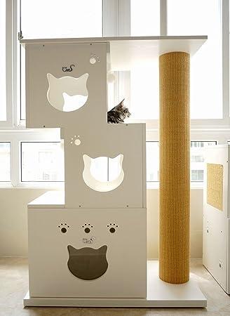 """Cats – diseño para gatos Árbol Gato Diseño Muebles """"Multi Cat ..."""