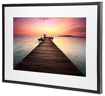 memento 35 in 4k smart digital photo frame