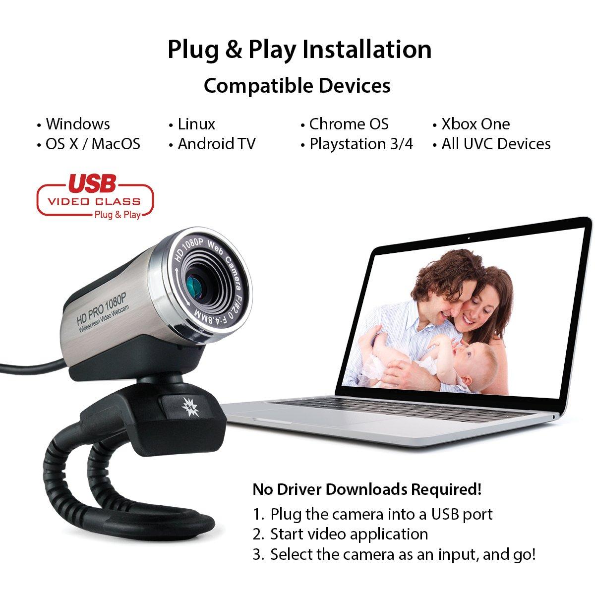 driver webcam usb md tech
