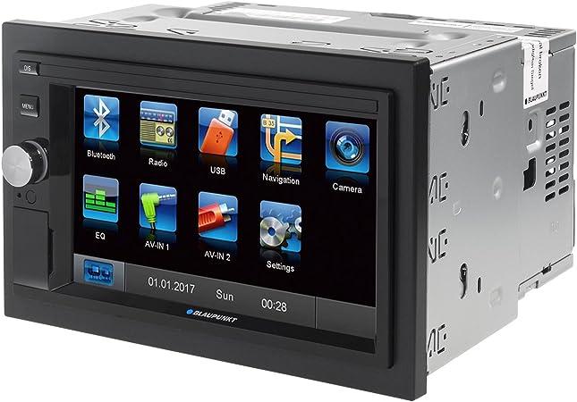 Blaupunkt Santa Cruz 370 6 2 Touchscreen 2 Din Bluetooth Freisprecheinrichtung Usb Sdhc Navigation