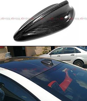 Stick directa en Antena de aleta de tiburón Real de fibra de carbono para BMW F30 OEM – Tapa para F32 F22 F80 F82 M3 M4 Antena