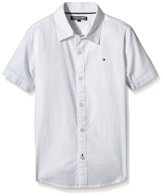 White, Tommy Hilfiger Baby Boys Classic Shirt