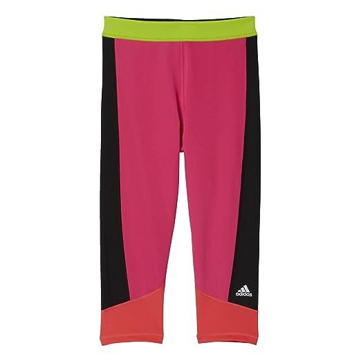 adidas Damen Caprihose Techfit: : Bekleidung