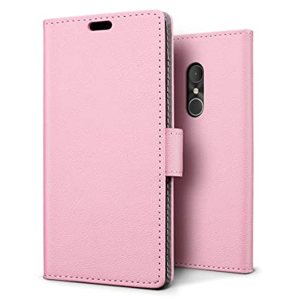 best authentic 60011 ebbce Alcatel A3 Plus Case - SLEO Luxury Slim PU Leather Flip Protective Magnetic  Wallet Cover Case for Alcatel A3 Plus with Card Slot and Stand Feature - ...