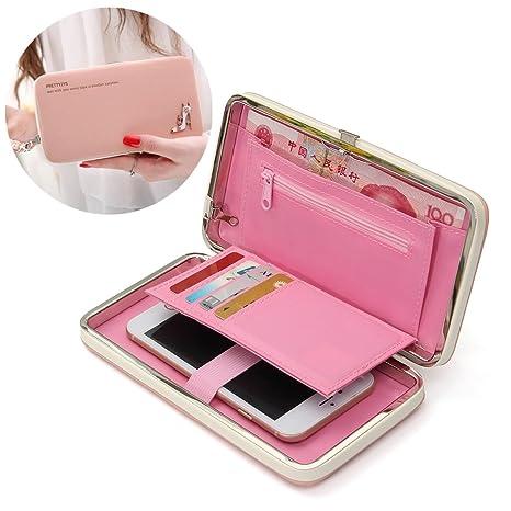 Amazon.com: teléfono bolso de embrague, Charminer multiusos ...