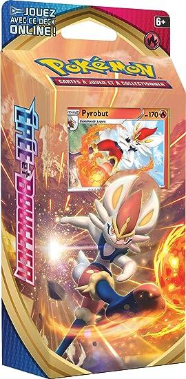 Pokemon Espada y escudo Serie 1 (EB01): Starter, POEB01 , color ...