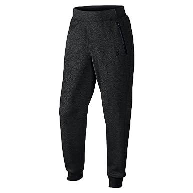 Nike Hombres de Air Jordania Jogger Tech Fleece - Pantalones ...