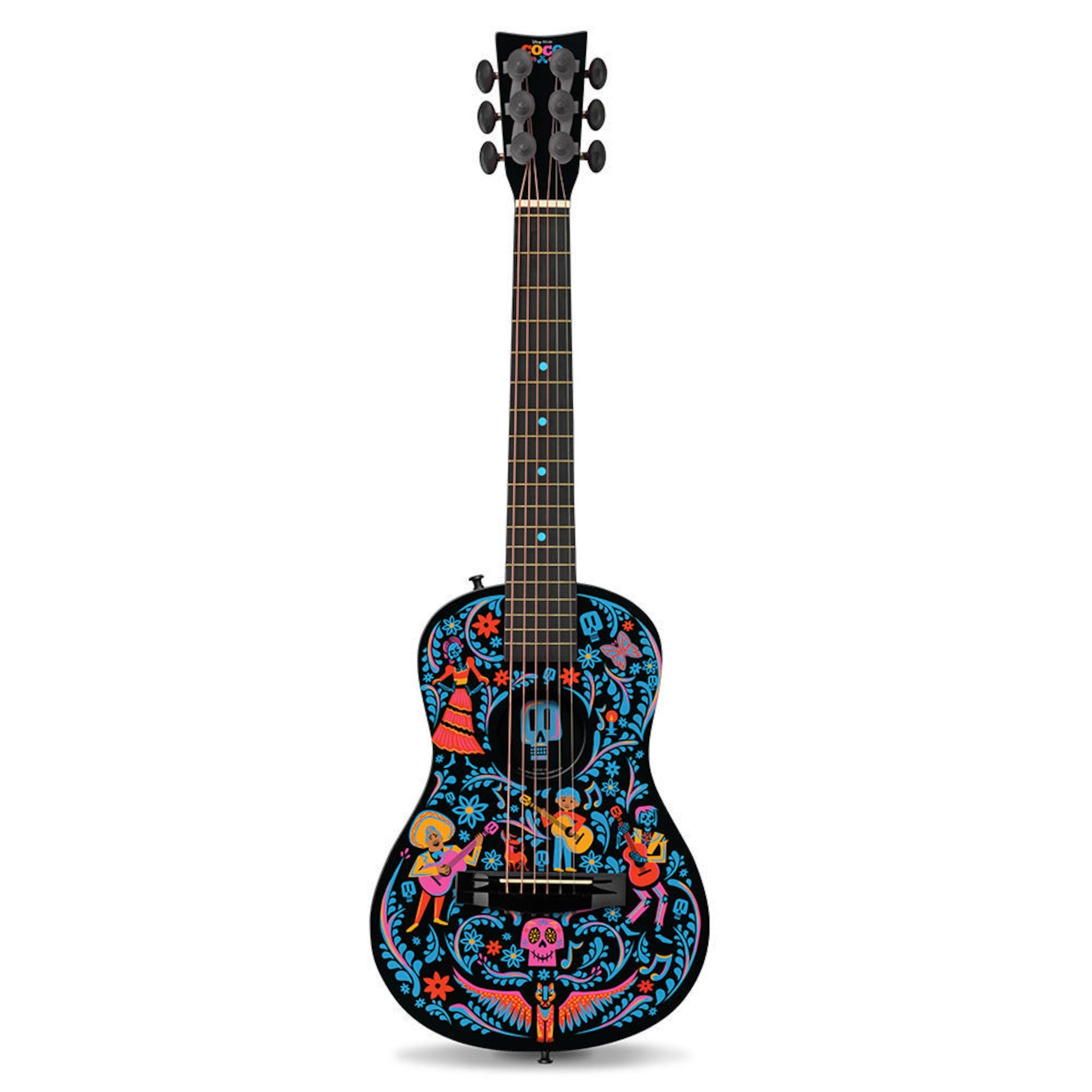 First Act Disney Pixar Coco guitar by First Act