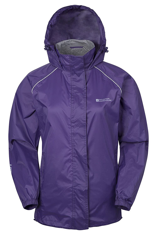4fd12a4a064 Mountain Warehouse Pakka Mens Waterproof Packable Jacket - Foldaway Hood  Jacket