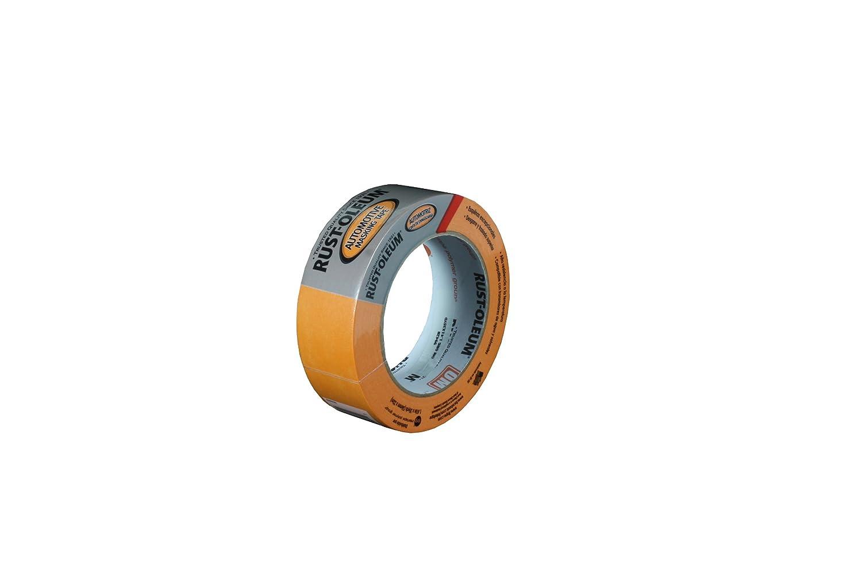 Intertape Polymer Group American OM (Orange Mask) High Temp Premium Paper Masking Tape, 1.88' X 35YD, (Case of 16 Rolls) 1.88 X 35YD RO4855