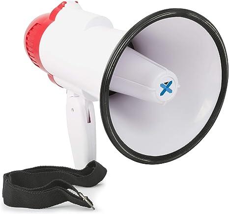 TRONIOS MEG060 megafono Esterno 60 W Blu Bianco