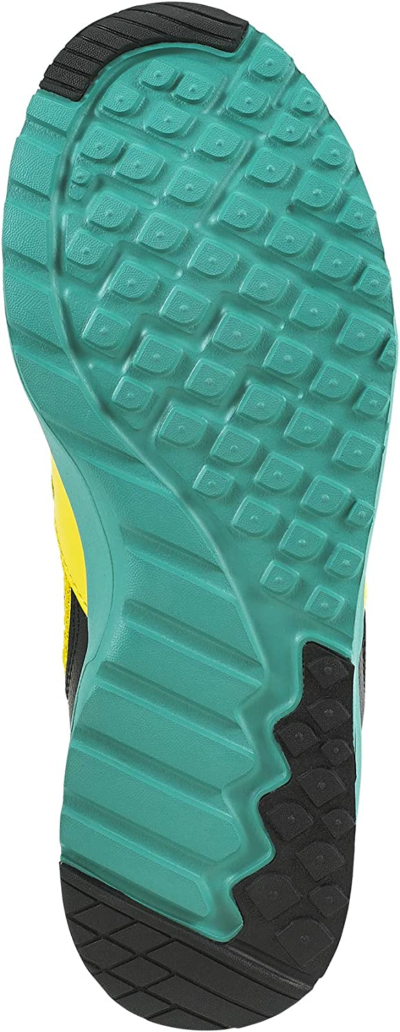 Zumba Air Classic Athletic High Top Shoes Dance Fitness Workout Sneakers for Women Yellow/Ceramic