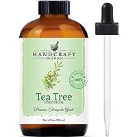 Handcraft Tea Tree Essential Oil - 100% Pure and Natural - Premium Therapeutic Grade...