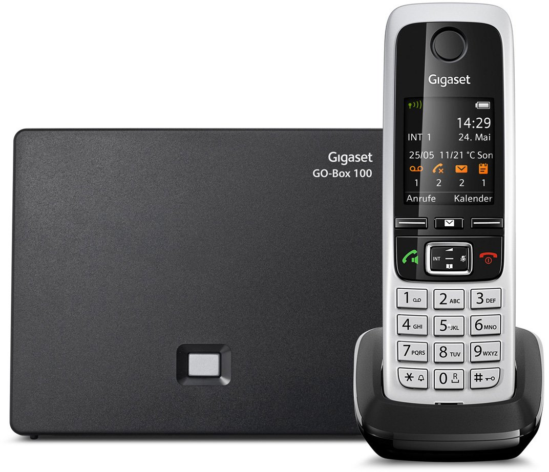 Gigaset C430A Go,Gigaset C430A Go kaufen, Gigaset C430A Go Test, Gigaset C430 Go, IP Telefon Testsieger