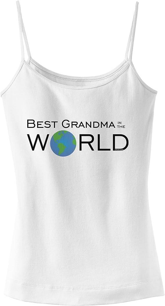 TooLoud Worlds Greatest Grandma Muscle Shirt