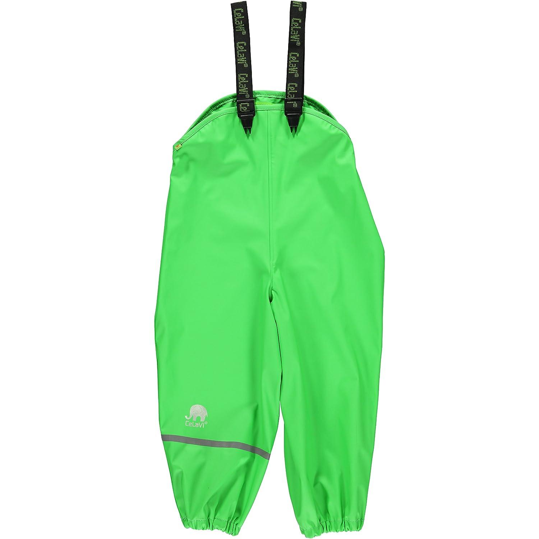 Celavi Rainwear Overall-Solid, Pantaloni Impermeabili Bambino 4005