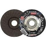 Walter ZIP+ Cutoff Wheel - (Pack of 25) Flush Cutting Abrasive Wheel. Metal Cutting Accessories