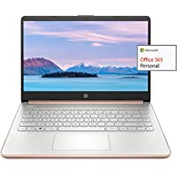"""2021 Newest HP 14"""" HD Laptop Light-Weight, AMD 3020e(Up to 2.6GHz), 16GB RAM, 512GB SSD + 64GB eMMC, 1 Year Office 365…"""