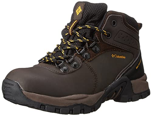 9ae9ef4fbcf Amazon.com | Columbia Youth Newton Ridge Waterproof Hiking Boot ...