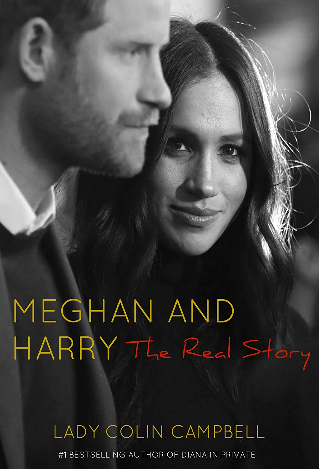 Meghan and Harry: The Real Story (English Edition) eBook: Campbell ...