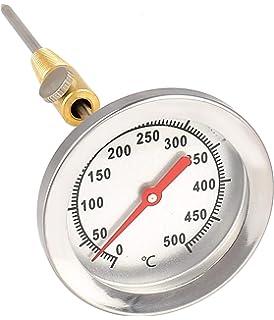 Compra Lantelme Acero Inoxidable 500 °C Termómetro (50 cm ...
