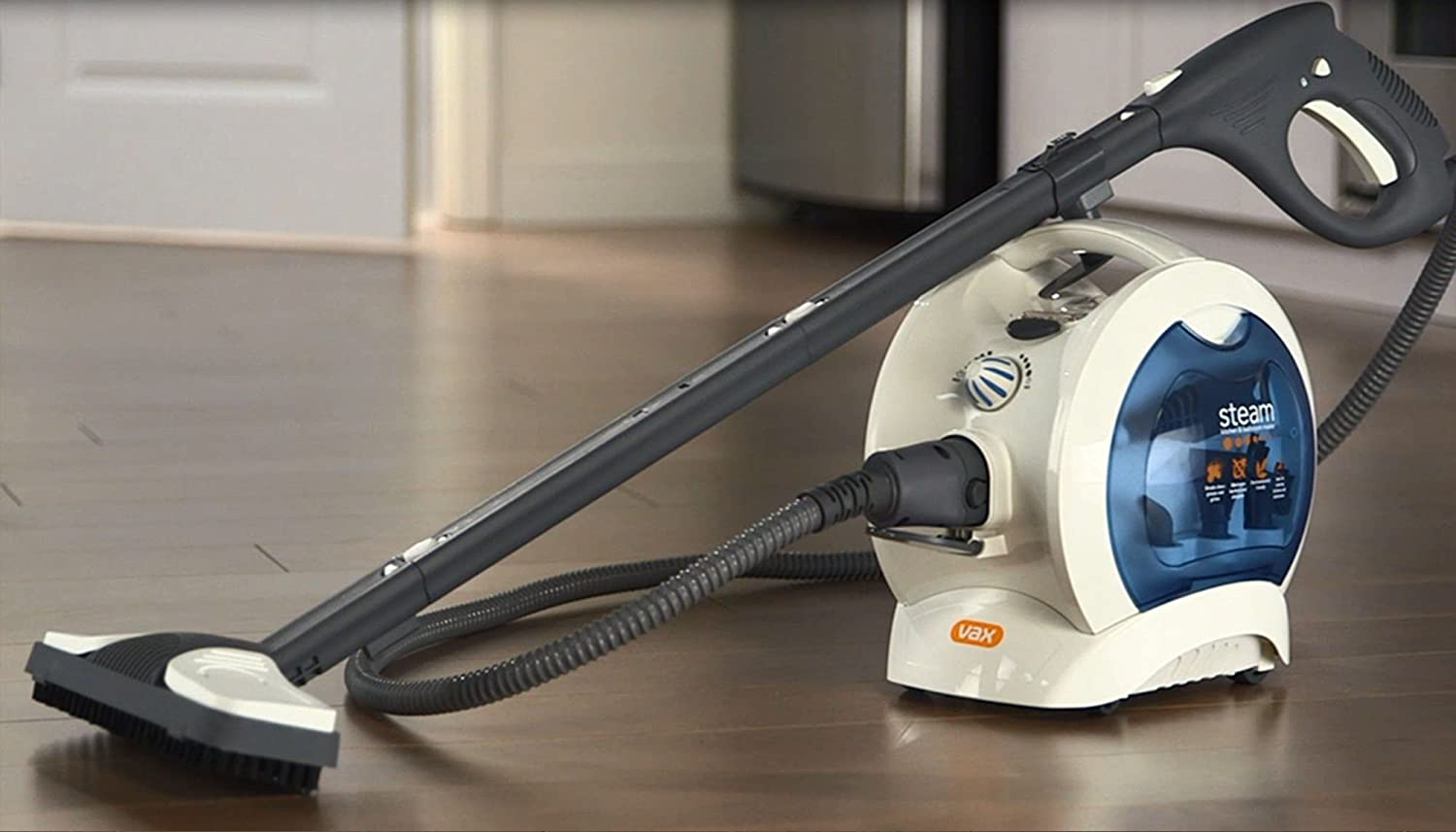Steam Cleaner For Bathrooms And Kitchens. Amazon Com Vax S5 Kitchen And Bathroom Master Steam Canister By Vax Kitchen Dining