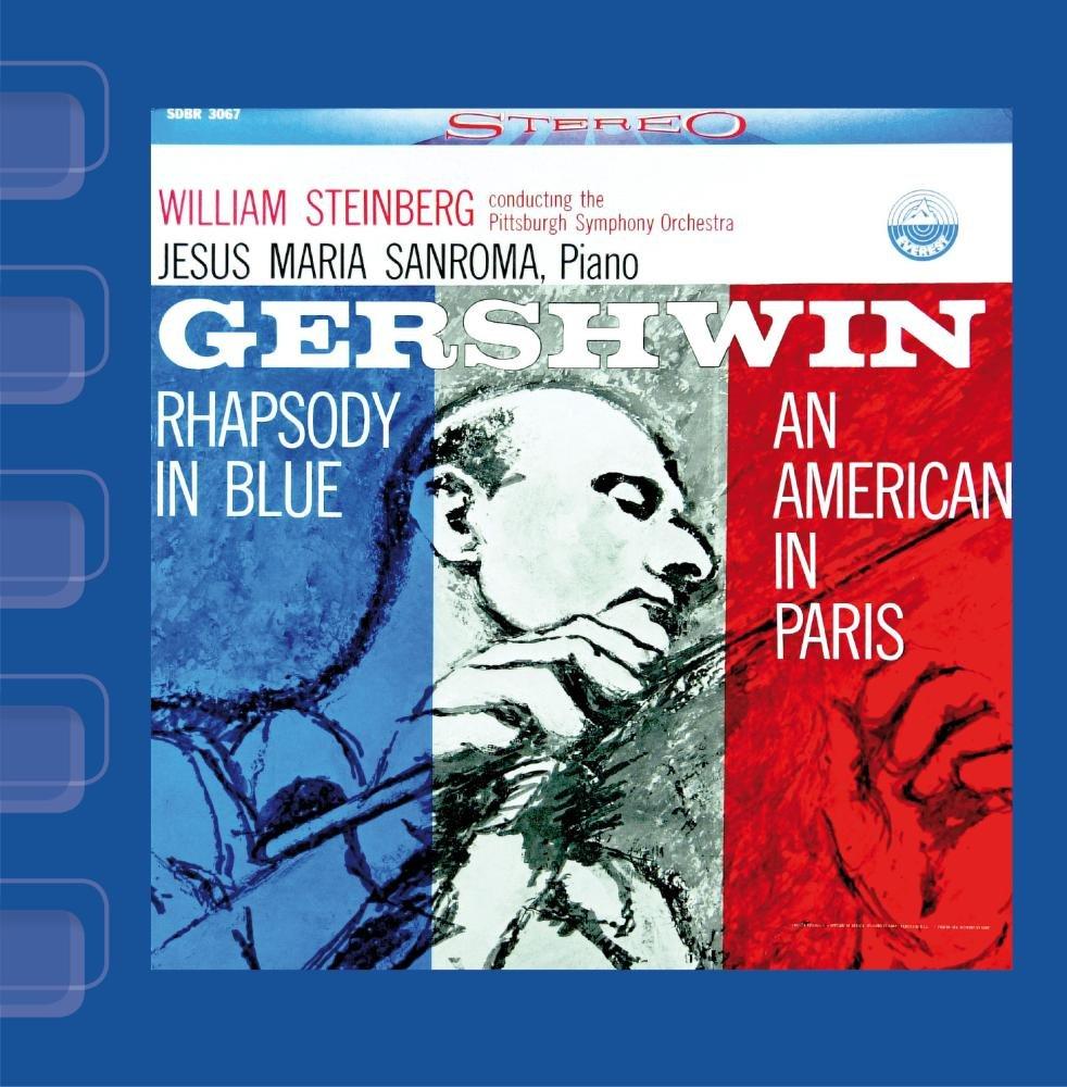 Pittsburgh Symphony Orchestra & William Steinberg - Gershwin ...